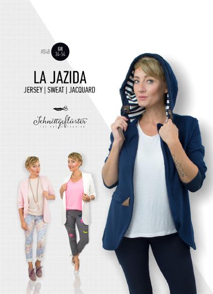 Ebook La Jazida Blazer 34-54 Ebook