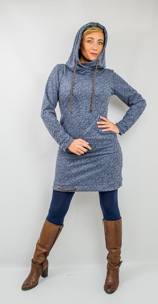 La Silla Ebook 34 54 Kleid und Hoodie | Schnittmuster hoodie