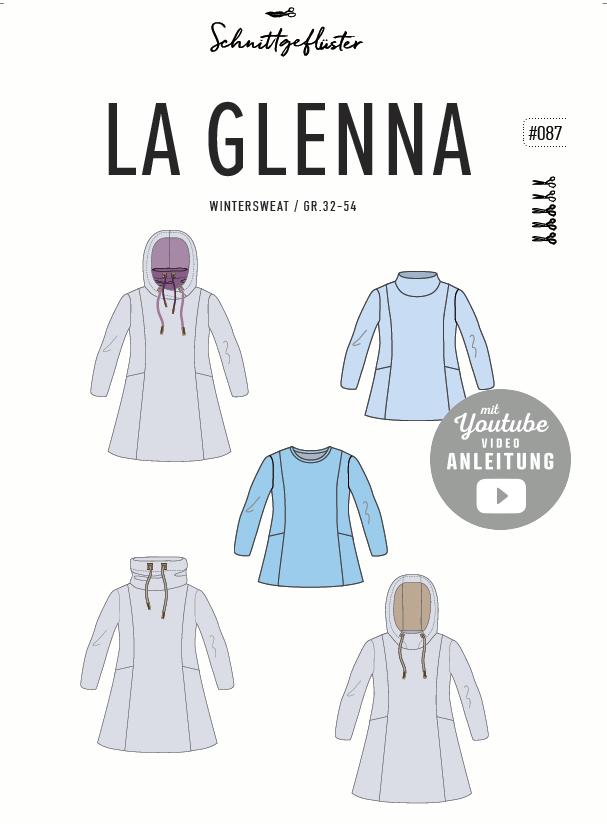 La Glenna 32-54 Papierschnitt